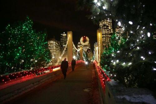 Christmas in Calgary