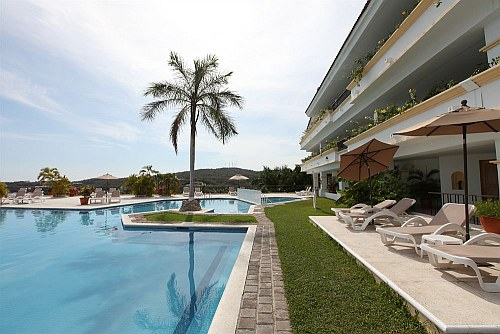 Park Royal, Huatulco, Mexico