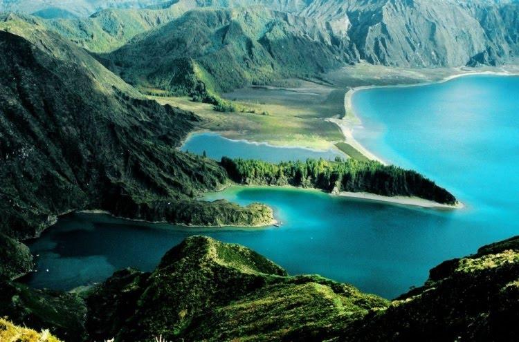 Lago do Fogo