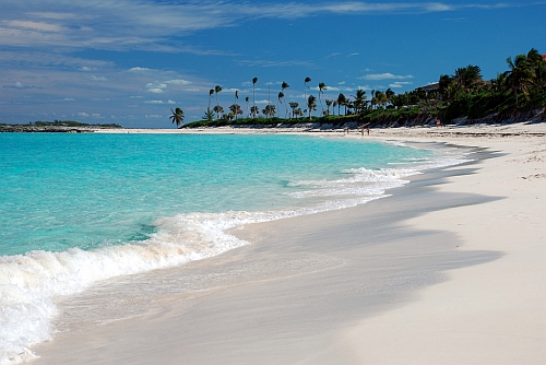 Cabbage Beach, Bahamas