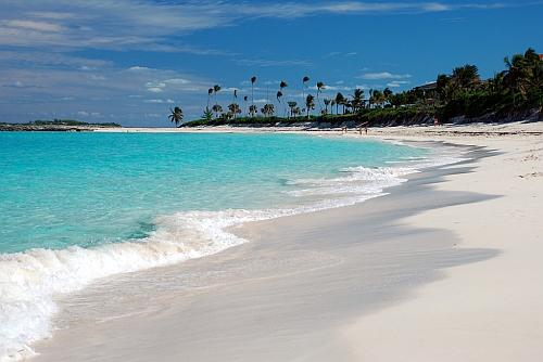 Cabbage Beach, Bahamas