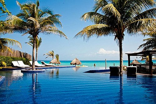 Le Reve Hotel and Spa in Playa del Carmen, Mexico