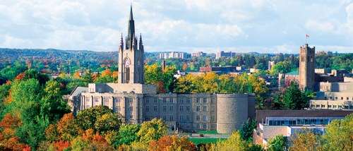 Western University in London, Ontario